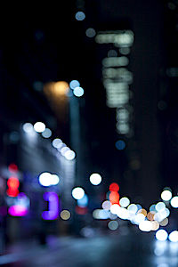 City Lights #752 - buy this print