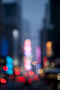 City Lights #256 - buy this print